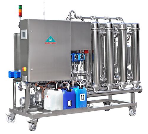 crossflow фильтр для фильтрации пива