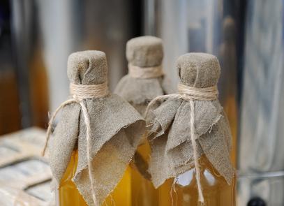 filtrace medoviny