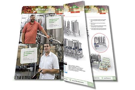 Katalog filtrů pro vinaře