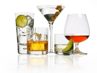 filtrace destilovaných nápojů