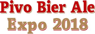 logo pivovarské výstavy Pivo Bier Ale Expo 2018