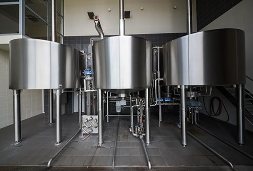 Технология пивоварения на пивоварне Chotebor